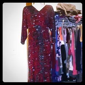 Glamour Women's Dress Size 14W